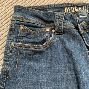 Hydraulic Jeans - Hydraulic Liberty Classic Hipster Jeans Size 13/14